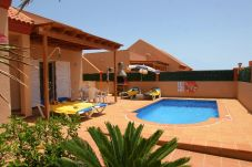 Villa with 3 rooms in Corralejo
