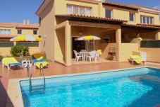 Villa in Corralejo for 4 people with 2 rooms