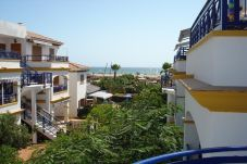 Apartment with 2 rooms at 350 m from the beach