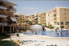 Apartment for 5 people in Mazarron