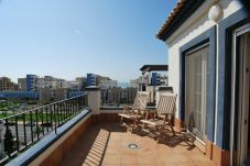 Apartment with 3 rooms at 150 m from the beach