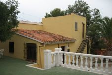 Villa in Alcocebre / Alcossebre at 2000 m from the beach