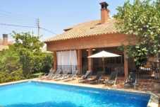 Villa in Cambrils at 800 m from the beach