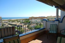 Apartment with 2 rooms at 200 m from the beach
