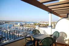 Apartment with swimming pool in Punta del Moral