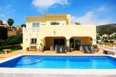 Villa with 5 rooms in Moraira