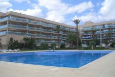 Apartment for 4 people in Platja d�en Bossa