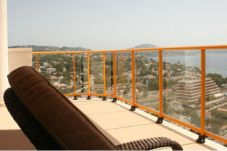 Apartment in Calpe / Calp at 150 m from the beach