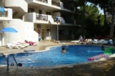 Apartment with swimming pool in Salou