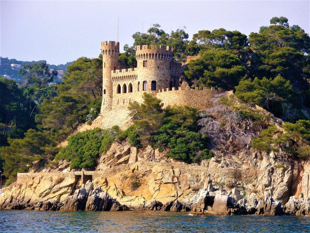 family holidays catalonia castle costa brava