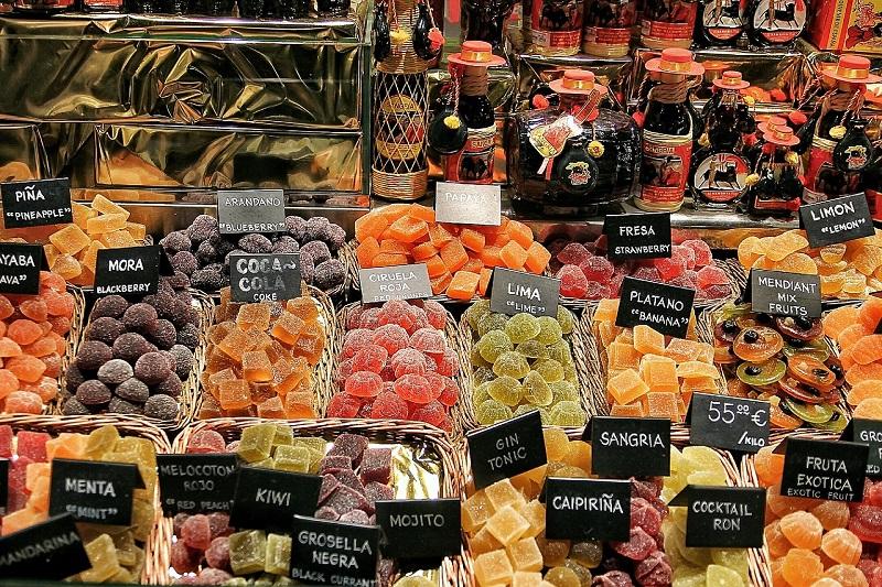 Boqueria Market Valencia