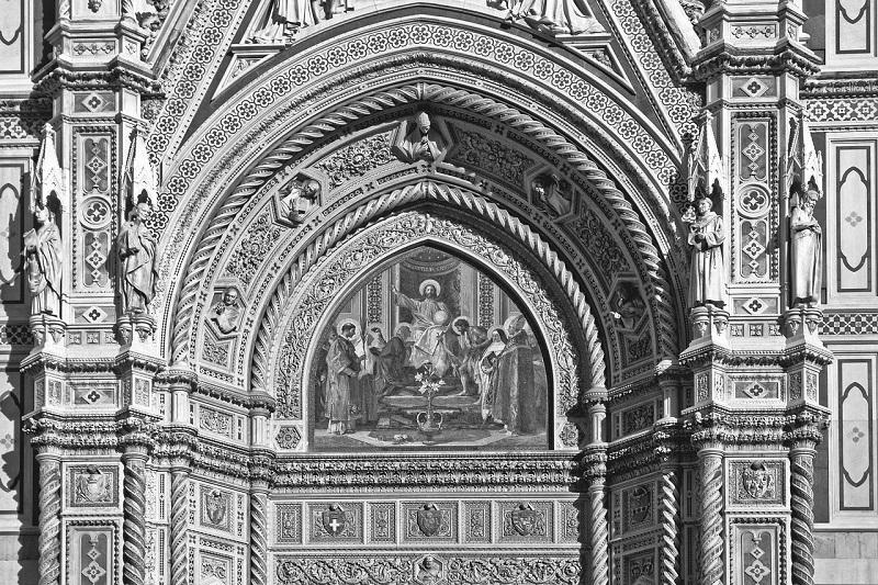 Florence art church
