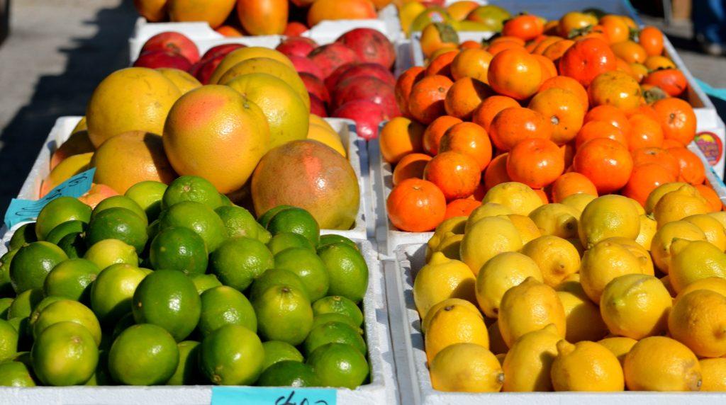 markets majorca fruits