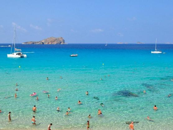 best beaches of ibiza conta