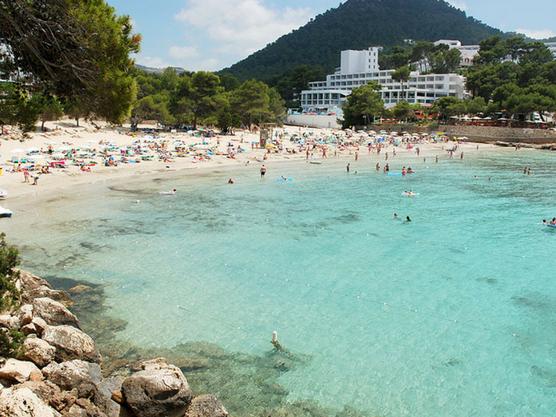 best beaches of ibiza portinax