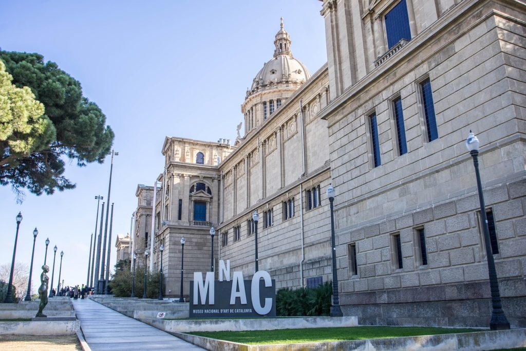 national museum of art of catalonia museums in barcelona