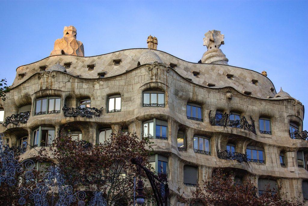 la pedrera best museums in barcelona
