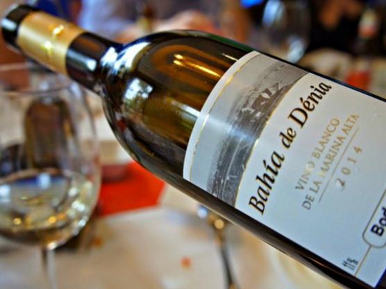 gastronomy of the costa blanca wines