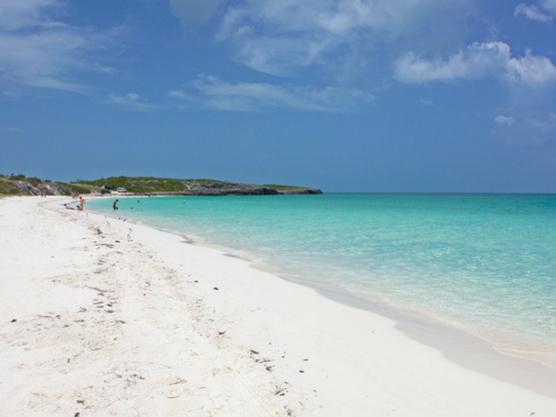 beaches of cuba cayo guillermo