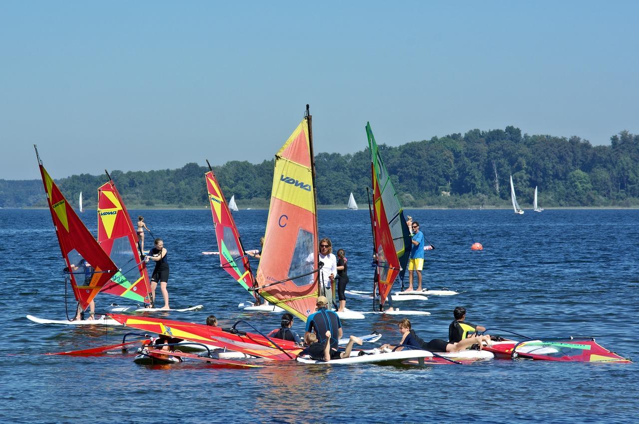 water-sports-for-children-windsurfing
