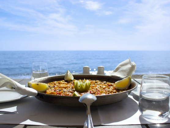 the best restaurants in valencia traditional paella