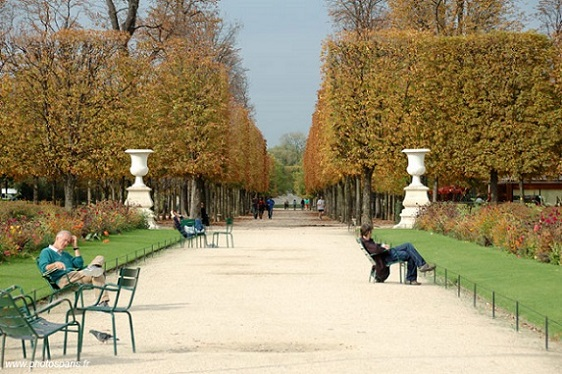 what to do in paris jardin