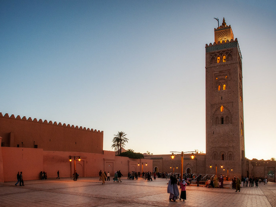 things to do in marrakech koutoubia mosque