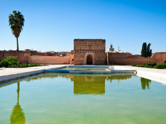 things to do in marrakech badi palace