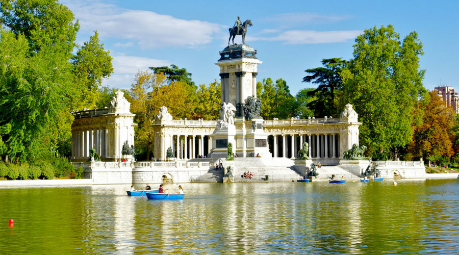 what to do in madrid el retiro