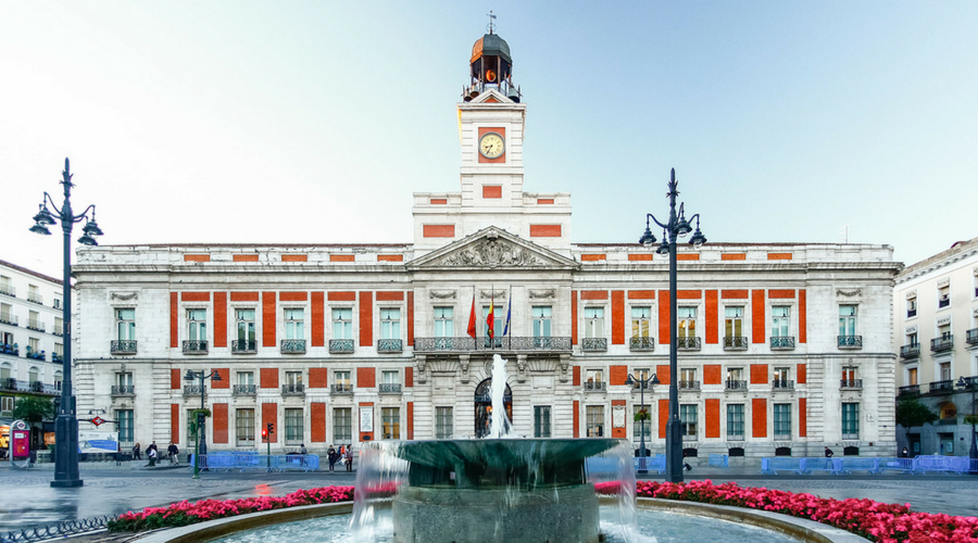 what to do in madrid puerta del sol