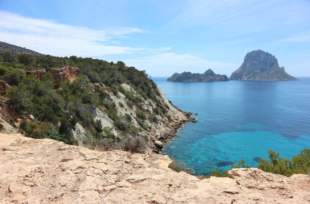 muchosol spanish islands ibiza cala