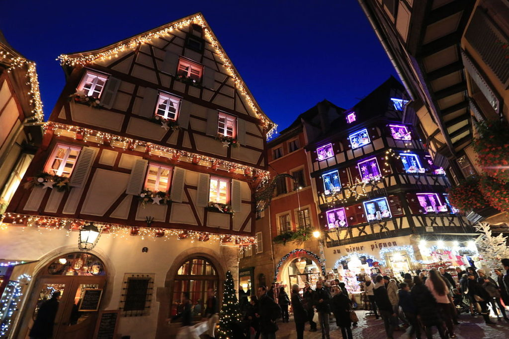 christmas city breaks europe colmar