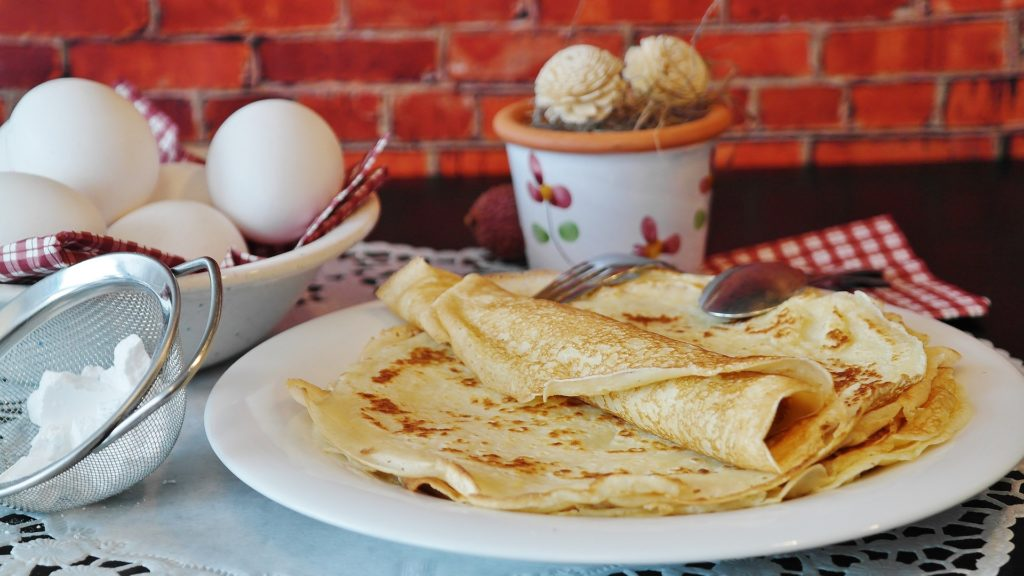 christmas dinner recipes crepes