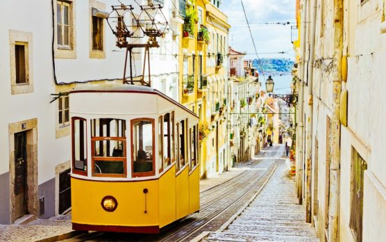 favourite destination tram lisbon