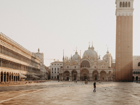 what to see in vencice san marco square