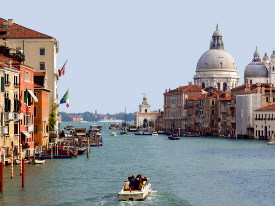 what to see in venice grand canal