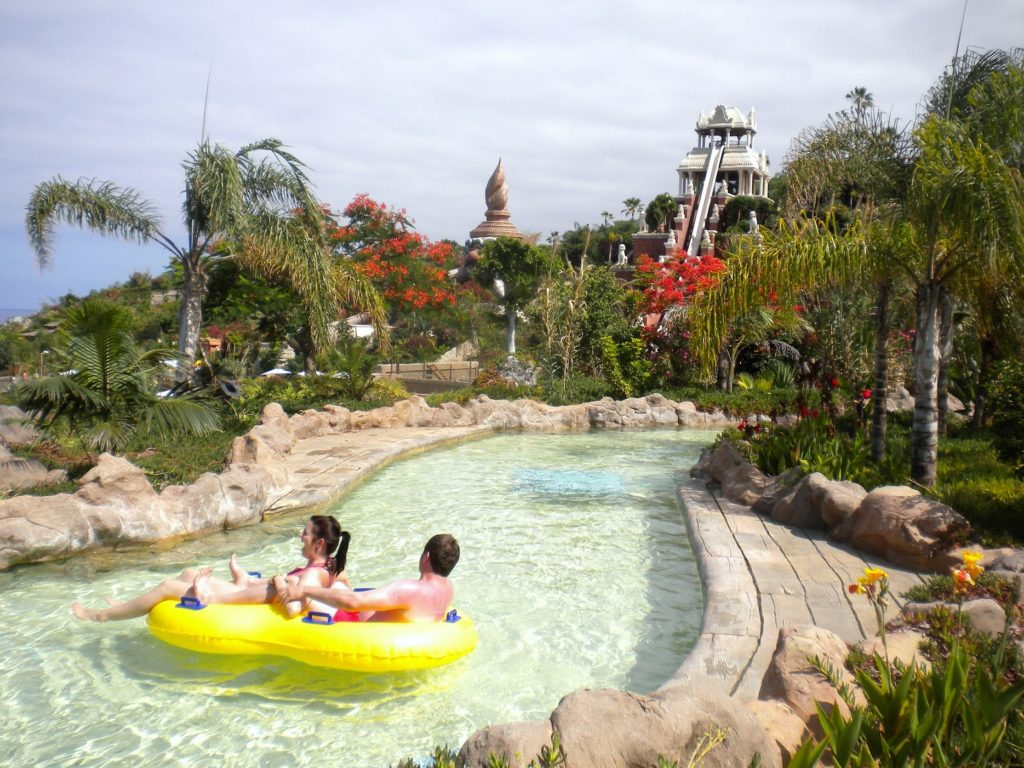 things to do on tenerife siam park