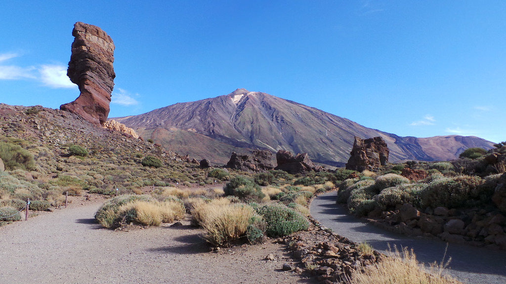 things to do on tenerife the teide volcano