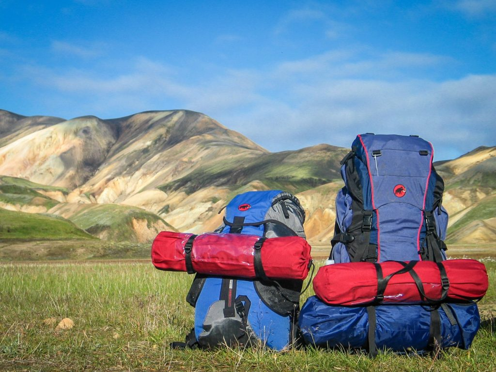 backpacking tips packing your bag