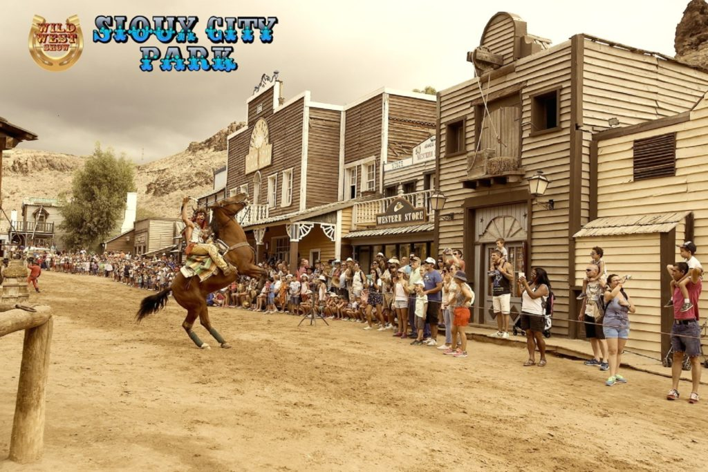 gran canaria with kids wild west