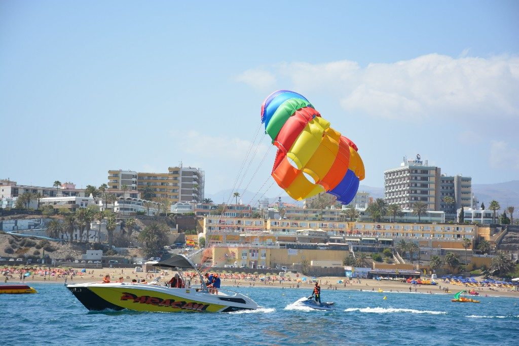 water sports gran canaria for couples
