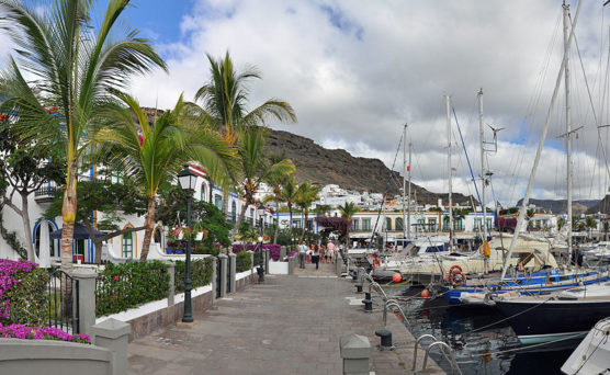port mogan gran canaria for couples