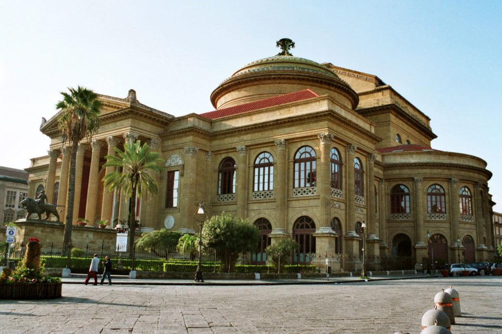 theatre massimo history of palermo