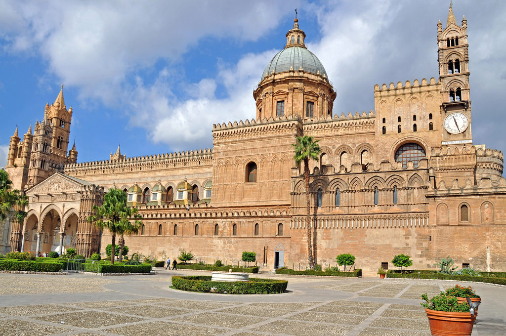 cathedral of palermo history of palermo