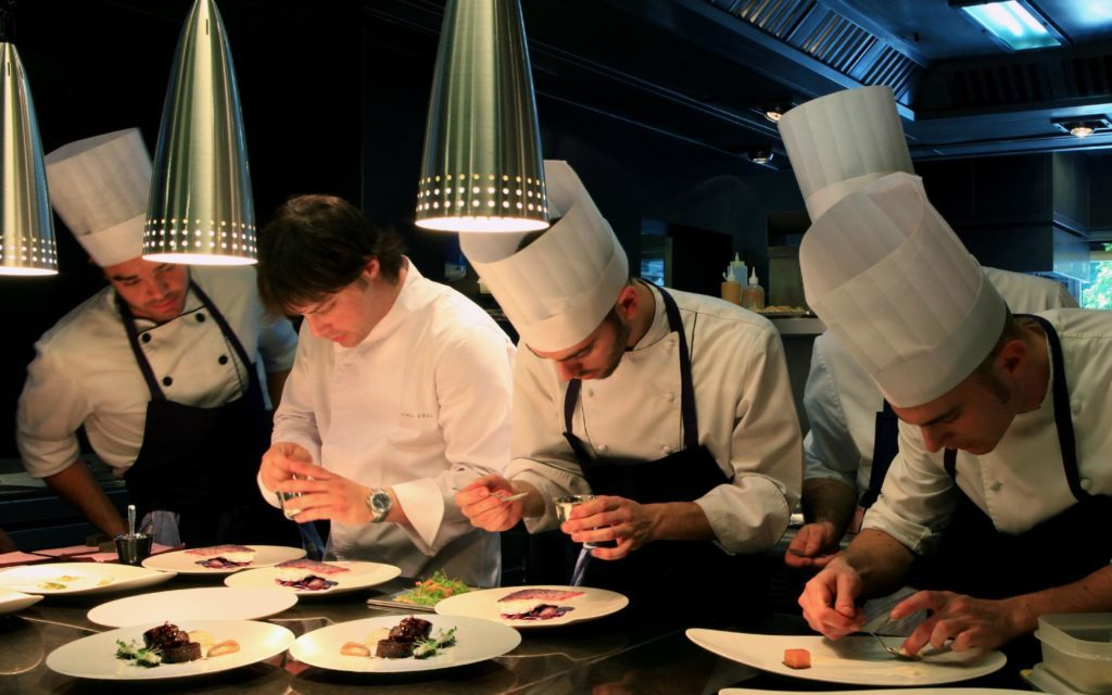 the best restaurants in barcelona ABaC