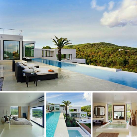villas on ibiza luxury holiday home