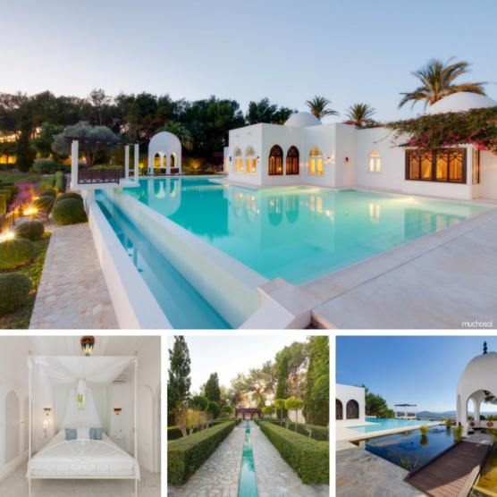 villas on ibiza marrakech style holiday home