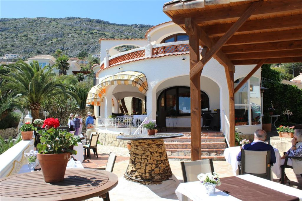 the 5 best family restaurants in calpe maryvilla