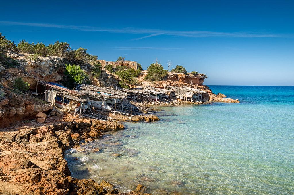 Ibiza with kids formentera island