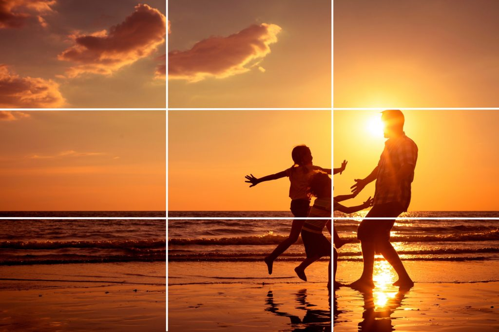 tips to improve photos the rule of thirds